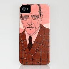 Nucky Thompson Slim Case iPhone (4, 4s)