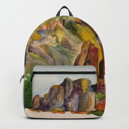 Big Bend National Park Backpack