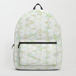 Ghost Kaleidoscope (Citrine) Backpack