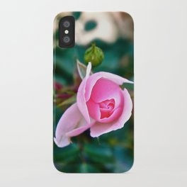 Pink Kiss iPhone Case
