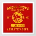 Angel Grove by cracked