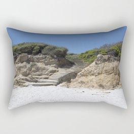 Carol M Highsmith - Steps Rectangular Pillow
