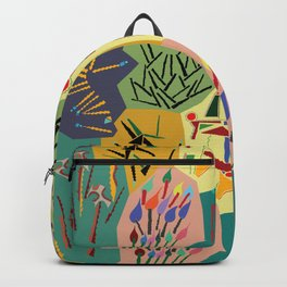 collage play Backpack
