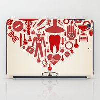 doctor iPad Cases featuring Doctor by aleksander1