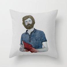Icaro Throw Pillow