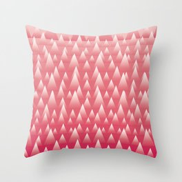 Sweet Forest Throw Pillow