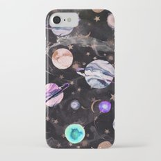 Marble Galaxy iPhone 7 Slim Case