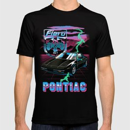 fiero driving into the future T-shirt