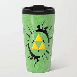 Triforce Zelda Travel Mug