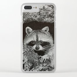 lil bandit Clear iPhone Case