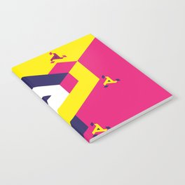 Geometric Play 4 Notebook