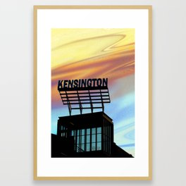 Kensington Dream Framed Art Print