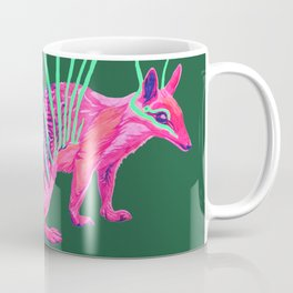 Electric Numbat Coffee Mug