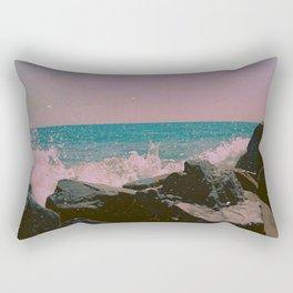 By The Ritz Rectangular Pillow
