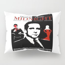 Threat Level Midnight Movie Pillow Sham