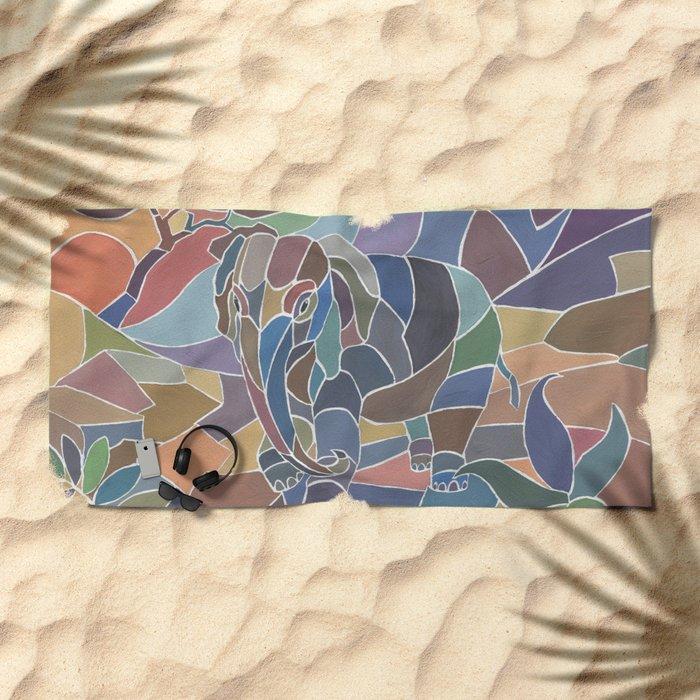Kalahari Beach Towel