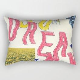 so dreamy Rectangular Pillow