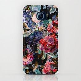 Botanic Pattern iPhone Case