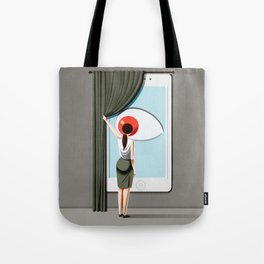 smart home Tote Bag