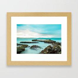 Point Ellen Framed Art Print