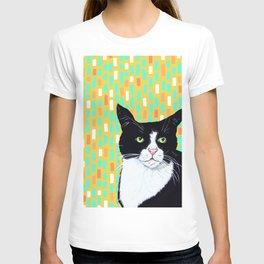 Portrait of Jasper the Cat T-shirt