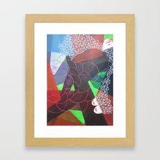 Collage#5 Framed Art Print