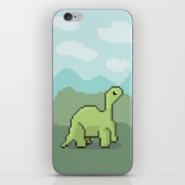 Another Pixel Dino! iPhone Skin