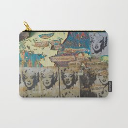 Marilyn Money Carry-All Pouch
