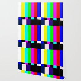No Signal TV Wallpaper