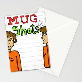 Mug Shot 1 Stationery Cards
