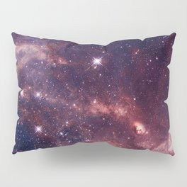 Magellanic cloud galaxy Pillow Sham