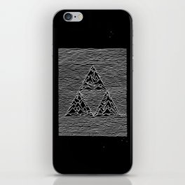 Triforce // Joy Division iPhone Skin