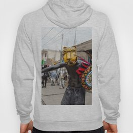 Aztec warrior Hoody