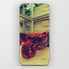 BIXE.CB7 iPhone & iPod Skin