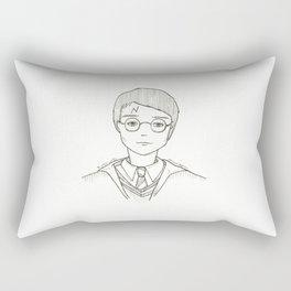 Harry PottA Rectangular Pillow
