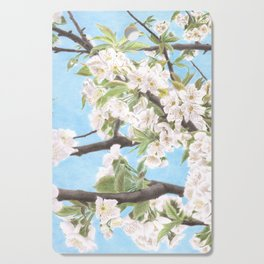 Spring is here Cutting Board