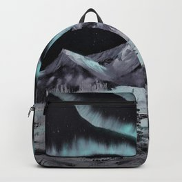 The Northern teal Backpack