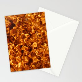 Ferrous water stream Stationery Cards