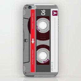 K7 cassette 6 bis iPhone Skin