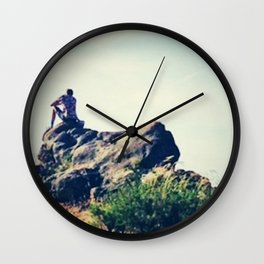 The Passed Wall Clock