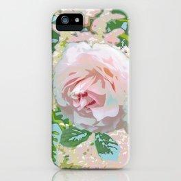 Jardin de Marie iPhone Case