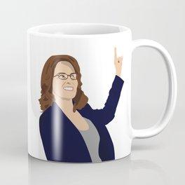 Tina Fey Coffee Mug