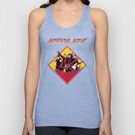 Artificial Agent Rock Shirt Unisex Tank Top