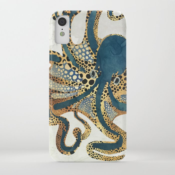 underwater dream vi iphone case