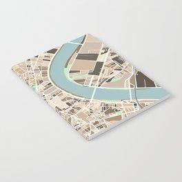 Bordeaux, France Notebook