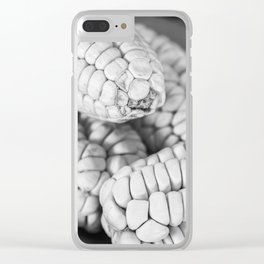 Four Corns in a Bowl Clear iPhone Case