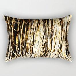 Roots of Banyan Rectangular Pillow