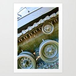 Tanker TWO Art Print