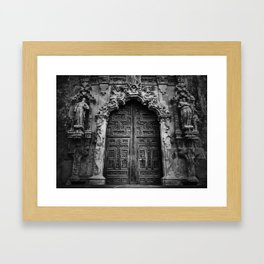 Mission San Jose Framed Art Print