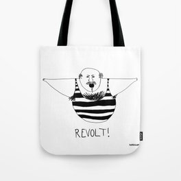 Revolt One Tote Bag